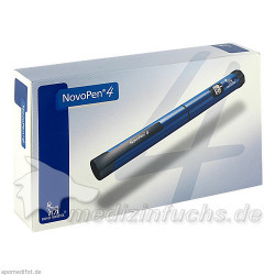 NovoPen 4 blau  Insulinpen