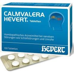 CALMVALERA HEVERT Tabletten 100St