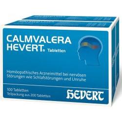 CALMVALERA HEVERT Tabletten 200St