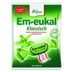 Em-eukal Bonbons klassisch, zuckerhaltig 150g