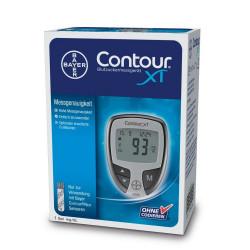 Contour XT Blutzuckermessgerät Set mg/dl
