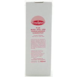 Cruzylan Plus Mund-, Spül-, und Gurgelwasserkonzentrat 100 ml