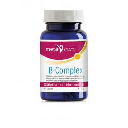 metacare® B-Complex  60 Kapseln