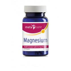 metacare® Magnesium  120 Kapseln