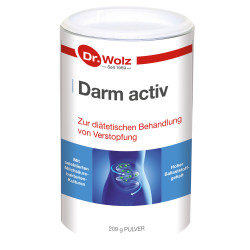 Darm activ Dr. Wolz Pulver 209 g