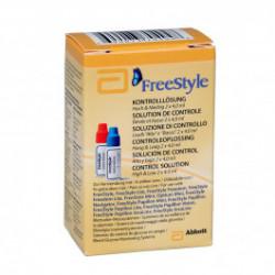 FreeStyle Control hoch/niedrig - Kontrolllösung / 2 x 4 ml