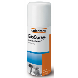 EisSpray ratiopharm 150 ml