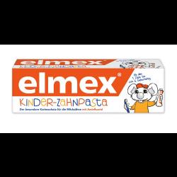 elmex Kinderzahnpasta mit Faltschachtel 50 ml