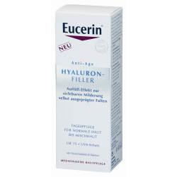 Eucerin Anti-Age HYALURON-FILLER Tag, normale & Mischhaut 50 ml