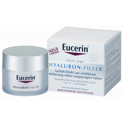Eucerin Anti-Age HYALURON-FILLER Tag, trockene Haut 50 ml