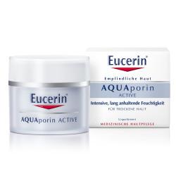 Eucerin AQUAporin ACTIVE Creme Trockene Haut 50 ml