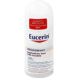 Eucerin Deodorant 24h Roll-on 50 ml