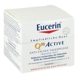 Eucerin Empfindliche Haut Q10 Active Tag 50 ml