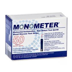 Monometer  Teststreifen / VPE 2x25 St.