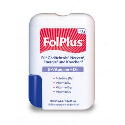 FolPlus + D3 Tabletten 90 St.