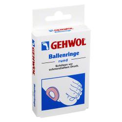 GEHWOL Ballenringe rund 6 St.