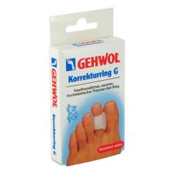 GEHWOL Polymer Gel Korrekturring G 3 St.