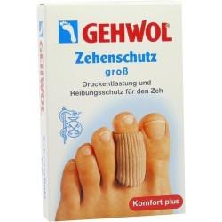 GEHWOL Polymer Gel Zehenschutz groß 2 St.