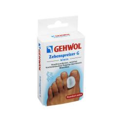 GEHWOL Polymer Gel Zehen Spreizer G klein 3 St.