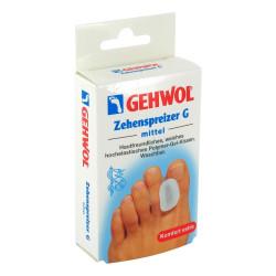 GEHWOL Polymer Gel Zehen Spreizer G mittel 3 St.
