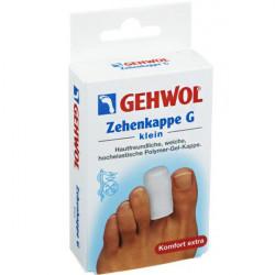 GEHWOL Polymer Gel Zehenkappe G klein 2 St.