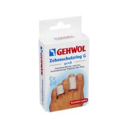 GEHWOL Polymer Gel Zehenschutzring G groß 2 St.