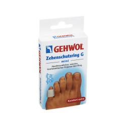GEHWOL Polymer Gel Zehenschutzring G mini 2 St.