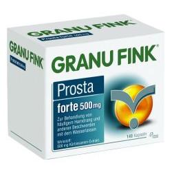 GRANU FINK Prosta forte 500 mg Hartkapseln 140St