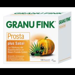 GRANU FINK Prosta plus Sabal Hartkapseln 120St