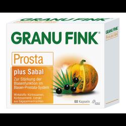 GRANU FINK Prosta plus Sabal Hartkapseln 60St