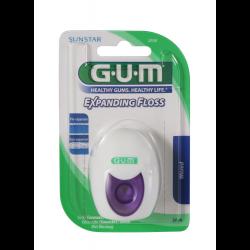 GUM Expanding Floss 30m, gewachst