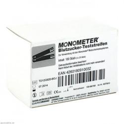 Monometer  Teststreifen / VPE 4x25 St.