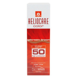 Heliocare Color gelcream SPF 50, brown 50 ml