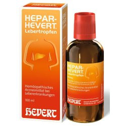 HEPAR-HEVERT Lebertropfen  100ml