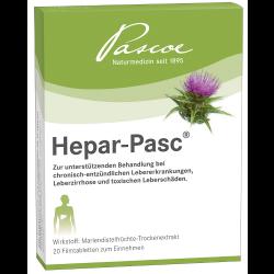 Hepar-Pasc® Pascoe Filmtabletten 20 St.