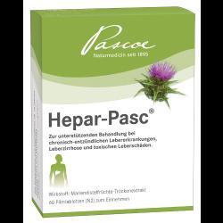 Hepar-Pasc® Pascoe Filmtabletten 60 St.
