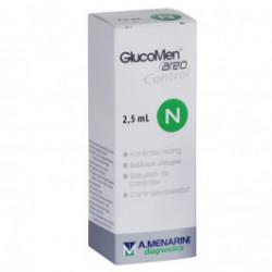 GlucoMen areo N - Kontrolllösung / 2,5 ml