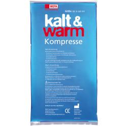 Kalt & Warm Kompresse WEPA 21 x 40 cm