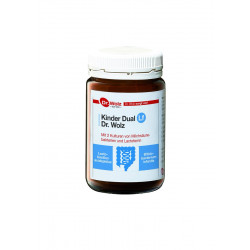 Kinder Dual Lf Dr. Wolz Pulver 54 g