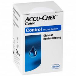 Accu-Chek Guide - Kontrolllösung / 2,5 ml