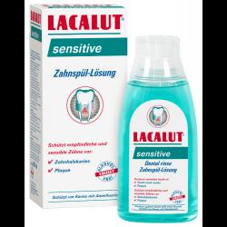 Lacalut sensitive Zahnspül-Lösung 300 ml