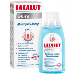 Lacalut white Mundspül-Lösung 300 ml