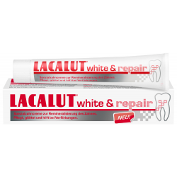 Lacalut white & repair Zahncreme 75 ml