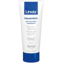 Linola Hautmilch 200 ml