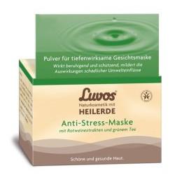 Luvos HEILERDE Naturkosmetik Pulvermaske Anti Stress