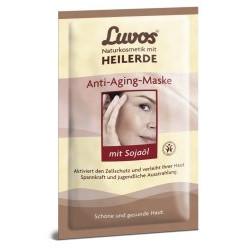 Luvos HEILERDE Naturkosmetik Crememaske Anti Aging
