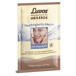 Luvos HEILERDE Naturkosmetik Crememaske Feuchtigkeit mit Mandelöl
