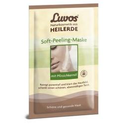 Luvos HEILERDE Naturkosmetik Crememaske Soft Peeling