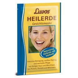 Luvos HEILERDE Naturkosmetik Gesichtsmaske