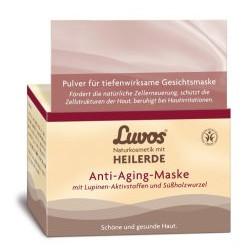 Luvos HEILERDE Naturkosmetik Pulvermaske Anti Aging